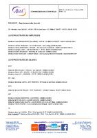 Composition Commission de Contrôle