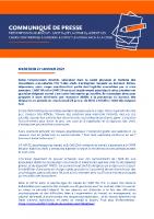 CP Prévention du burnout L'AIST 84 et la CPME 84 aident les chefs d'entreprise à garder le cap et le moral face à la crise